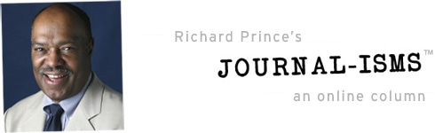 State of the Press and Black Press w Richard Prince of Journal-isms