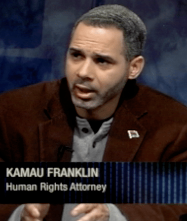 Kamau Franklin On Black August And The Philosophy Of Law