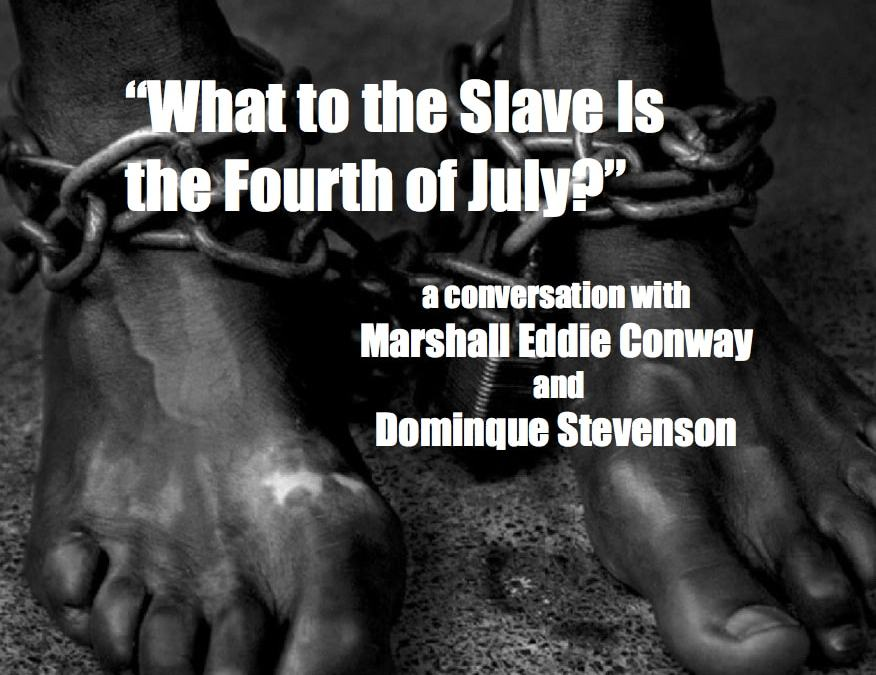 Eddie Conway on Political Prisoners, Mass Incarceration and The Meaning Of July 4