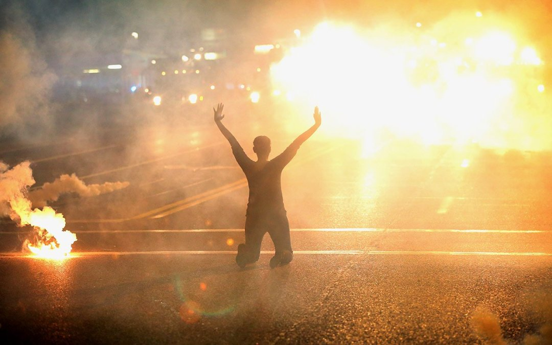 The State, Police Violence and Liberated Masses Media: Other Views of Ferguson