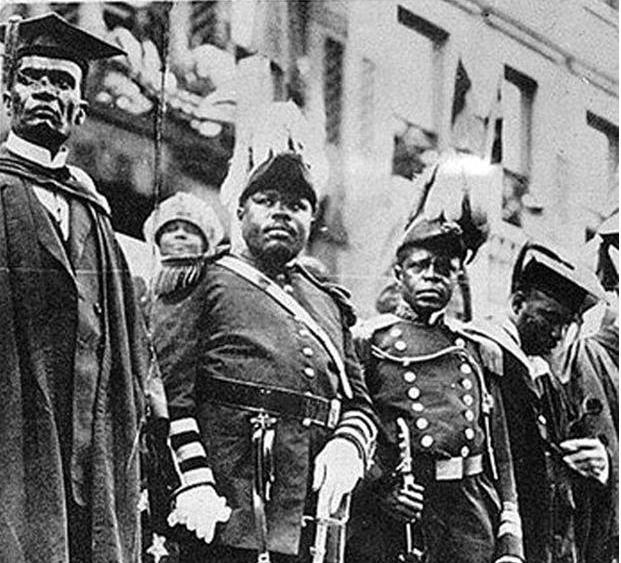 Black Fist Fridays, Black August and the Garvey Movement