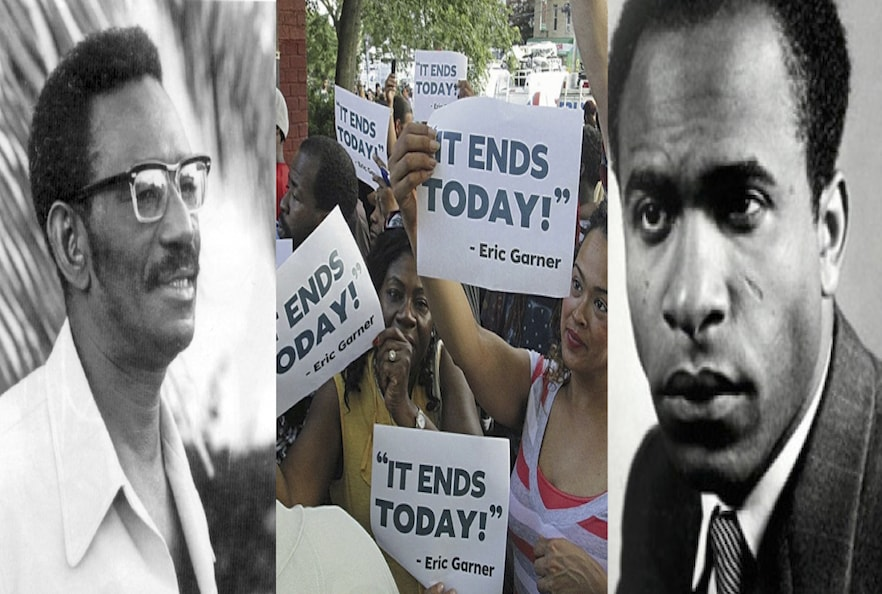 Anticolonialism and Police Violence: From Diop to Fanon to NYC