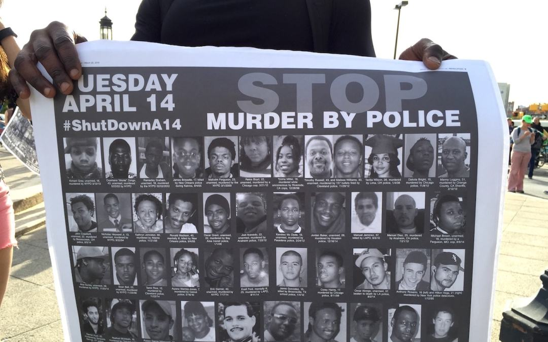 Recapping Our Baltimore Town Hall on Police Terrorism