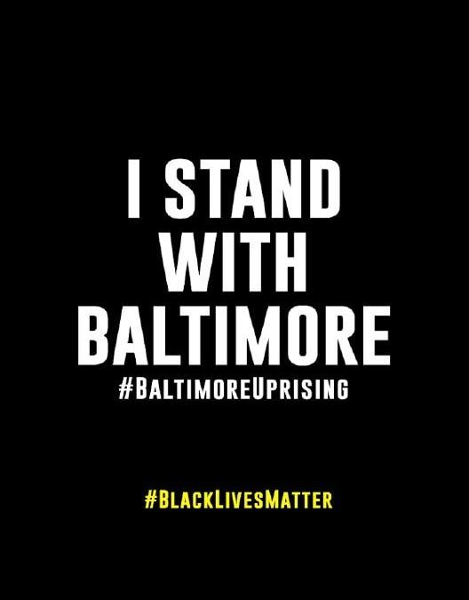 #BaltimoreUprising: The Lost Tapes