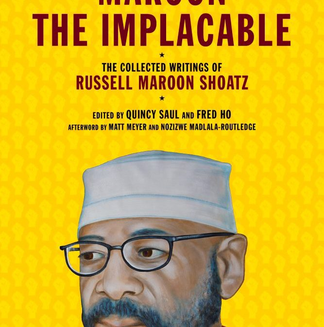 "Russell ""Maroon"" Shoatz and The Euphemism of ""Mass Incarceration"""