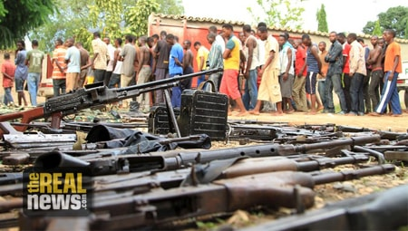 Is the African Union a Western Front for Civil War in Burundi?