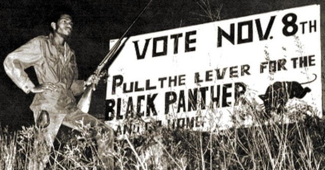 Criminalizing The Black Panther Party