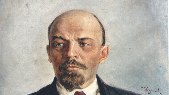 V.I. Lenin and the Russian Revolution