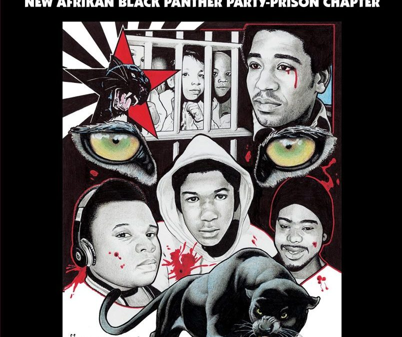 """Panther Vision: Essential Party Writings and Art of Kevin """"Rashid"""" Johnson"""