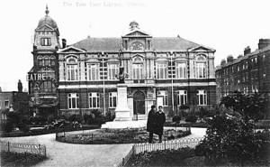 brixton tate library