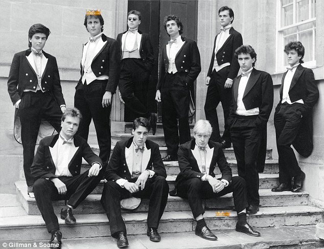 David Cameron Bullingdon Club photo | David Cameron's Legacy 9 | www.imjussayin.com