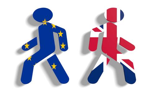 A United Kingdom | UK and EU Walking Away | www.imjussayin.com