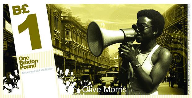 black history month Olive Morris | imjussayin.com