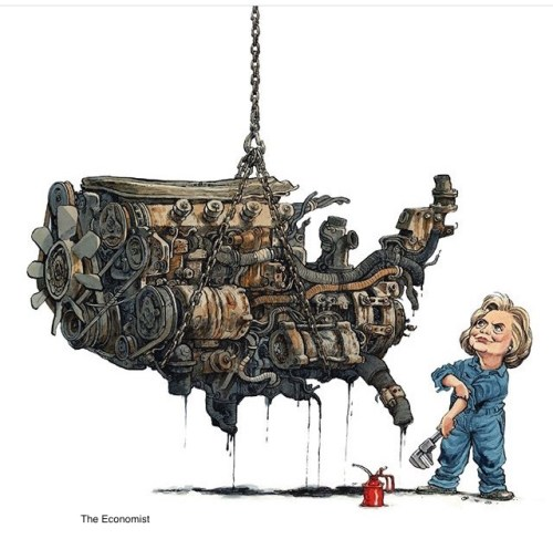 Hilary Clinton | www.imjussayin.com