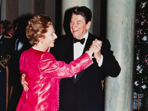 special relationship Thatcher and Regan | www.imjussayihn.com