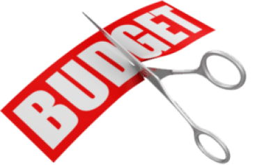 law and order word budget being cut with through | www.imjussayin.com