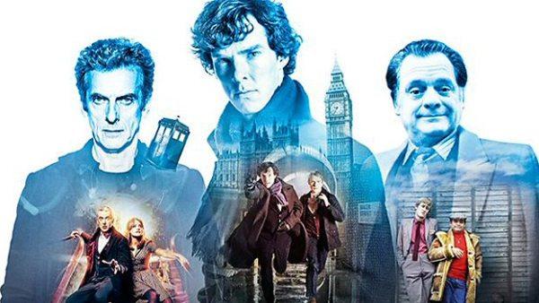 BBC Stars Inc Sherlock Holmes | www.imjussayin.com