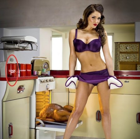 advertising lynx corsets and kitchens | www.imjussayin.com