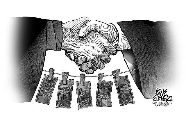 Zimbabwe junta money and corruption | www.imjussayin.com