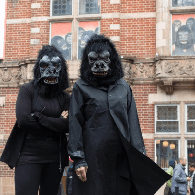 Guerrilla Girls | www.imjussayin.com/whatson