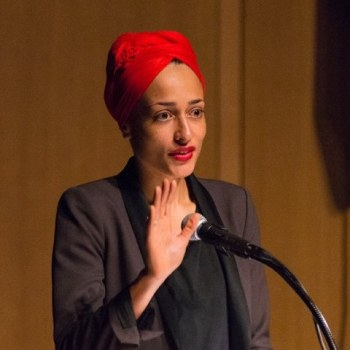 whats on Zadie Smith | www.imjussayin.com
