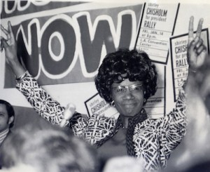 what's on Shirley Chisholm | www.imjussayin.com