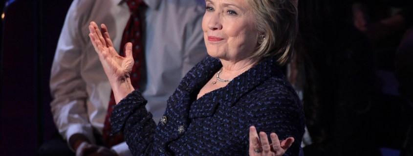 Hillary Clinton Election 2016 Credibility