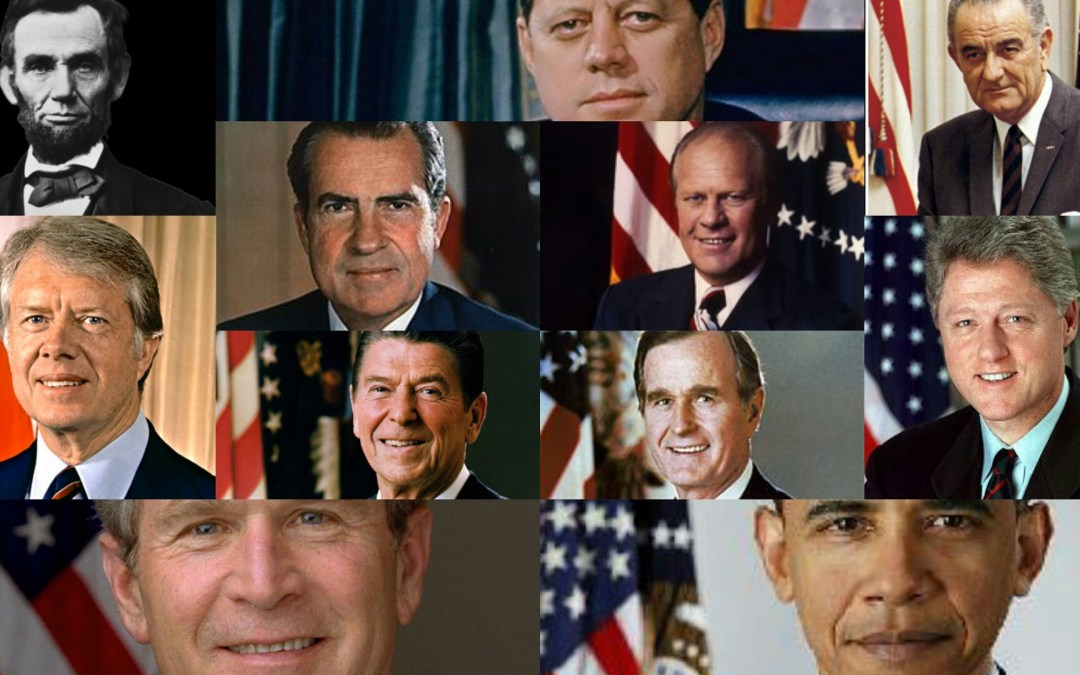 Genealogy Research Reveals That All U.S. Presidents Are Related To Each Other By Bloodline
