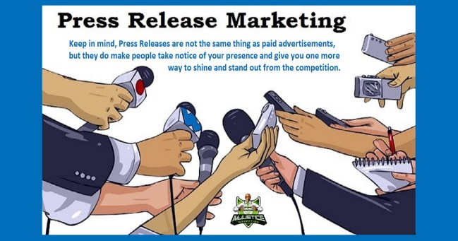 Marketing Your Business with Press releases