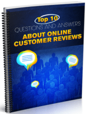 top 10 questions and answers concerning customer reviews