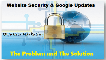 website security and ssl certificates with IMJustice Marketing