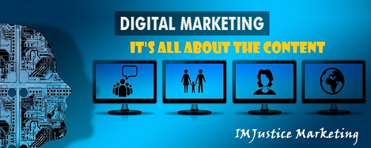Digital Online Content Marketing