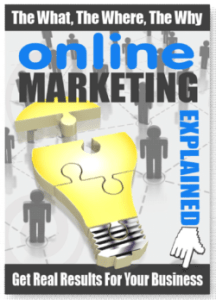 online marketing explained