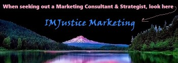seeking a marketing consultant and strategist