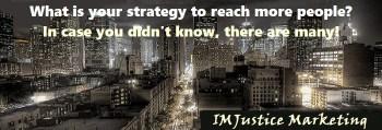 strategies to reach more people