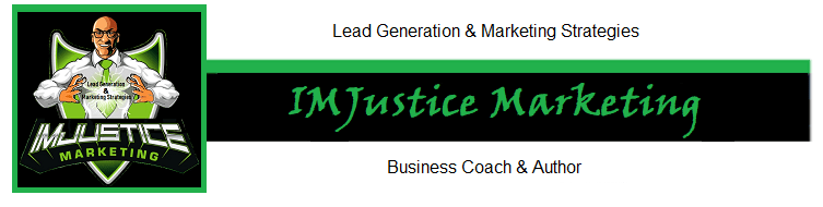 Dave Smith and IMJustice Marketing green signature