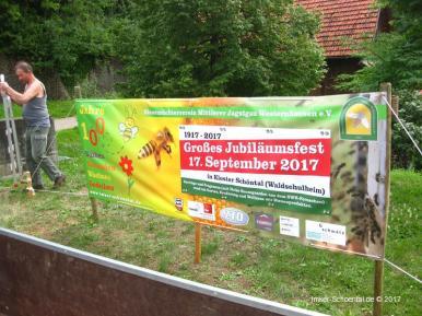 Werbebanner in Ernsbach