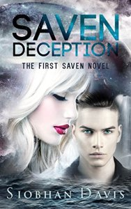 Saven Deception - A YA Science Fiction Thriller with Aliens