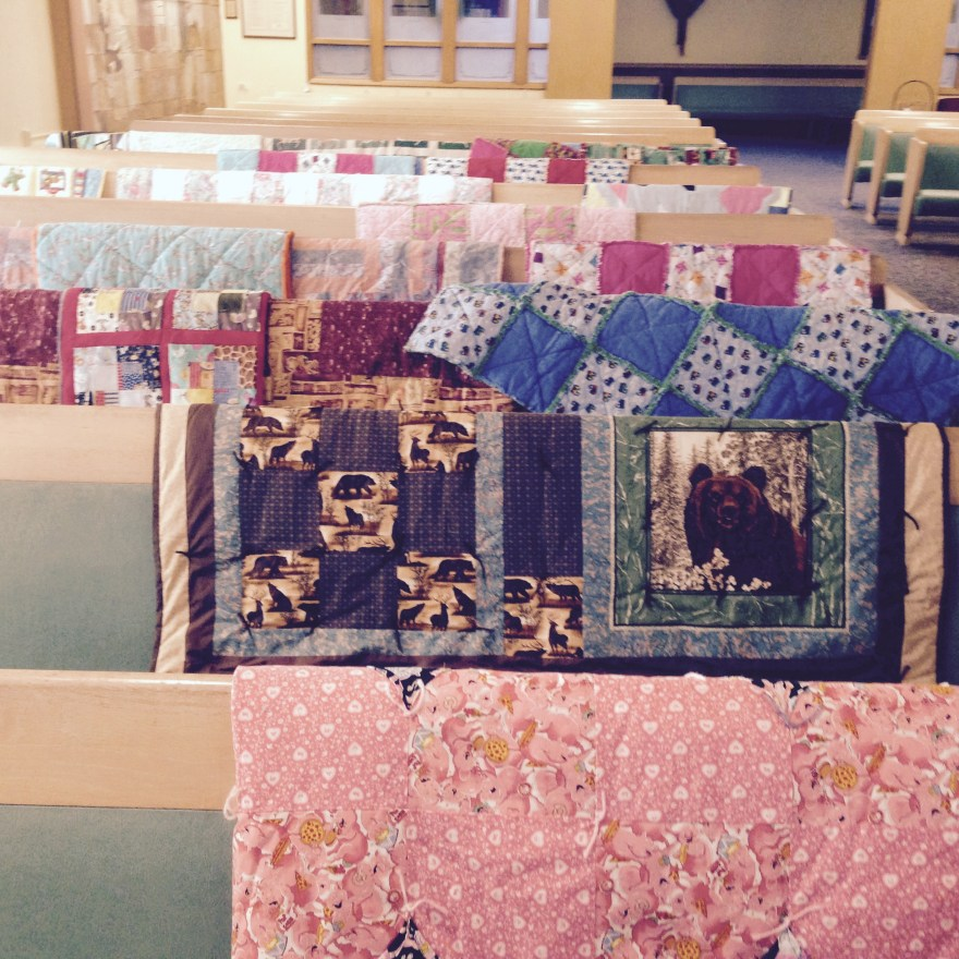 giving tree quilts pews