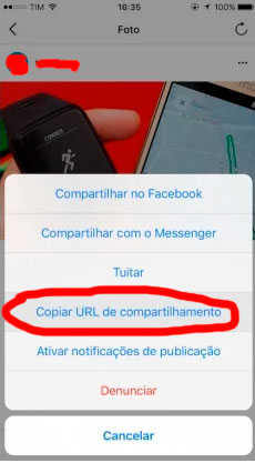 Como Baixar fotos do Instagram no iPhone