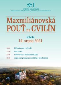 Maxmiliánovská pouť na Cvilín (14.8.2021)