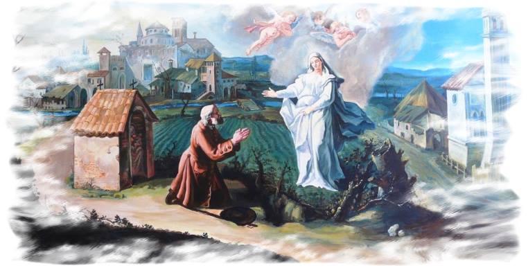Apparizione della madonna a Motta di Livenza