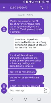tombstone text