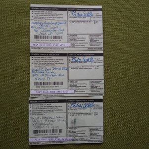3 Greencards