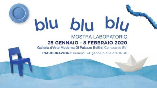 Blu blu blu arriva a Comacchio!