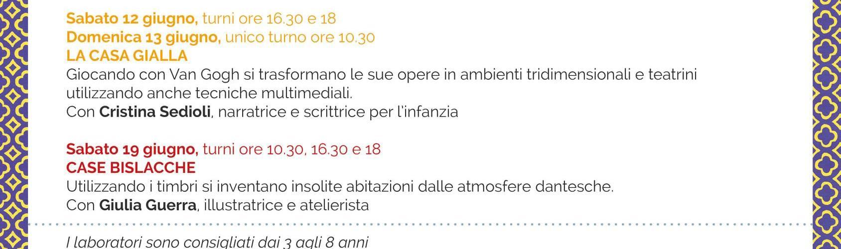 ARCHITETTURA FANTASTICA: i laboratori per le famiglie a Palazzo Rasponi