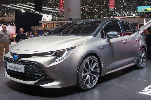 Résultat de l'image pour Toyota Corolla