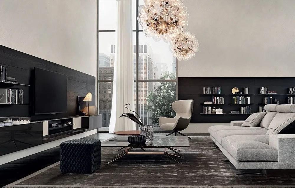 Living Room Sets Set Quid By Poliform