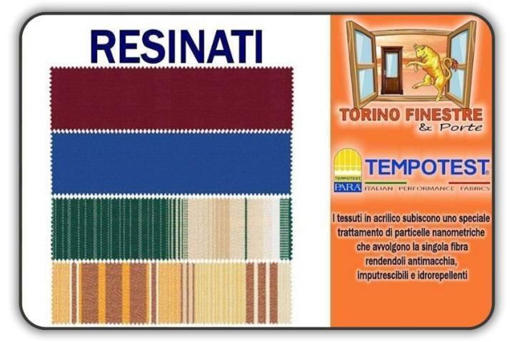 Una vasta selezione di prodotti ai migliori prezzi. Tessuti Tempotest Resinati In Acrilico Tende Da Sole Torino