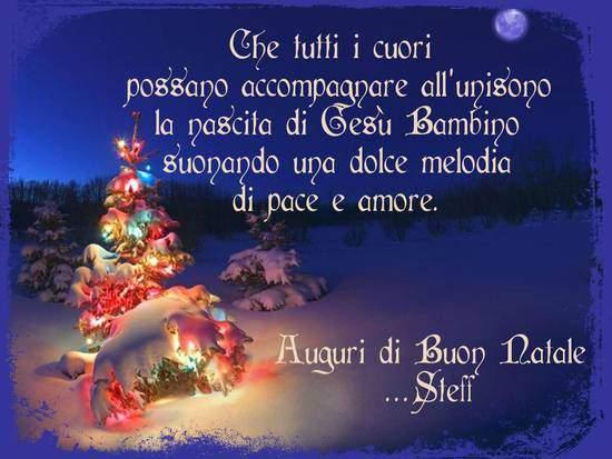 Auguri Di Buon Natale Immagini Buonanotte